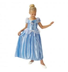 Travestimento fiaba di Cenerentola - Disney® bambina che più li piace