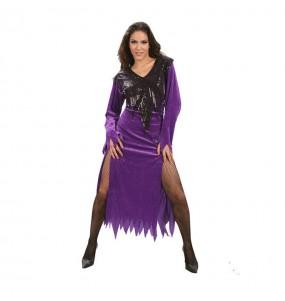 Costume Strega sexy donna per una serata ad Halloween