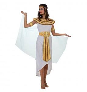 Travestimento Egiziana del Nilo donna per divertirsi e fare festa