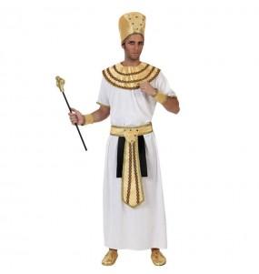 Travestimento Egiziano del Nilo adulti per una serata in maschera