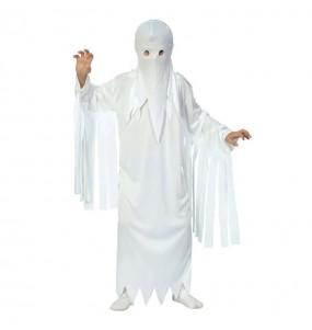 Travestimento Fantasma bambini per una festa ad Halloween