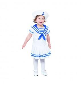 Travestimento Marinaia piccola bambina che più li piace