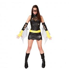 Travestimento Batgirl donna per divertirsi e fare festa