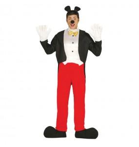 Travestimento Topolino Mickey adulti per una serata in maschera