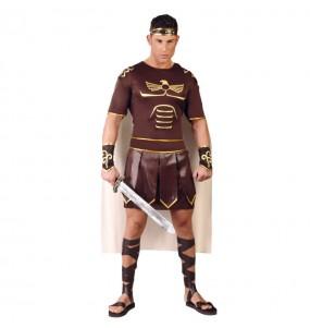 Travestimento Gladiatore di Roma adulti per una serata in maschera