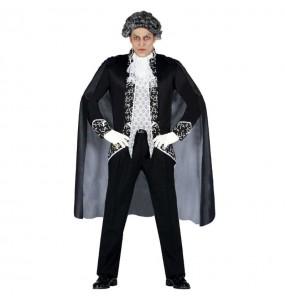 Travestimento Vampiro Royal adulti per una serata ad Halloween