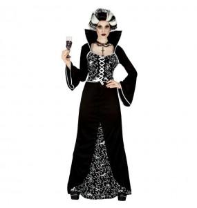 Costume Vampira Royal donna per una serata ad Halloween