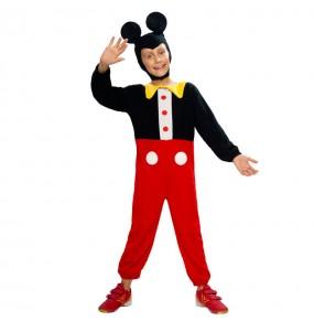 Travestimento Topolino Mickey bambino che più li piace