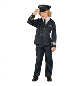 Travestimento Pilota di volo bambino che più li piace