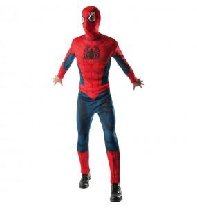 Travestimento Spiderman Ultimate - Marvel® adulti per una serata in maschera