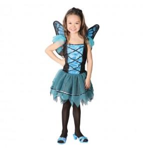 Travestimento Farfalla bambina che più li piace