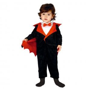 Travestimento Vampiro Dracula neonati con il quale il tuo bambino farà paura