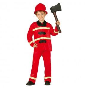 Travestimento pompiere economico bambino che più li piace
