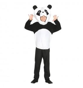 Travestimento Panda bambino che più li piace