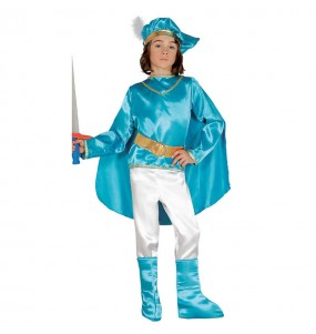 Travestimento Principe azzurro bambino che più li piace