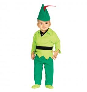 Travestimento Peter Pan neonato che più li piace