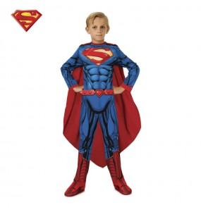 Travestimento Superman - DC Comic® bambino che più li piace