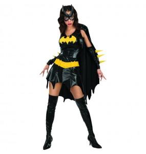 Travestimento Batgirl - DC Comics™ donna per divertirsi e fare festa