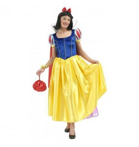 Travestimento Biancaneve - Disney™ donna per divertirsi e fare festa