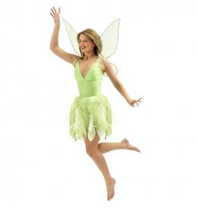 Travestimento Campanellino - Disney™ donna per divertirsi e fare festa
