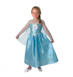Travestimento Elsa Deluxe Frozen - Disney™ bambina che più li piace