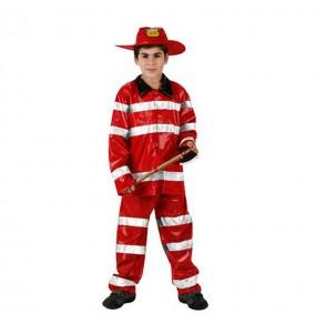 Travestimento Vigili del fuoco bambino che più li piace