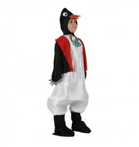 Travestimento Pinguino bambino che più li piace
