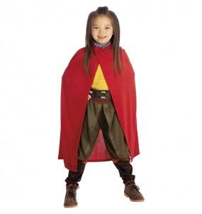 Mantello Raya e l'Ultimo Drago per bambina