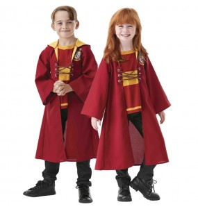 Mantello Quidditch Harry Potter per bambino