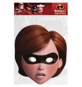 Maschera Helen Gli Incredibili per bambino per poter completare il tuo costume Halloween e Carnevale