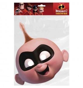 Maschera Jack Gli Incredibili per bambino per poter completare il tuo costume Halloween e Carnevale