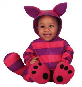Travestimento Gatto del Cheshire neonato che più li piace