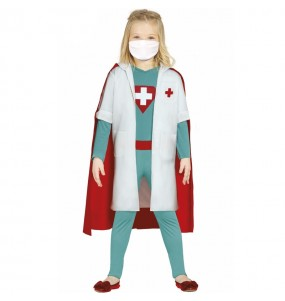 Costume da Super Dottoressa per bambina