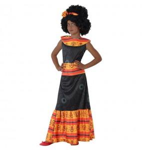 Travestimento Africana bambina che più li piace