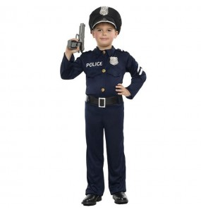 Costume da Agente di polizia per bambino