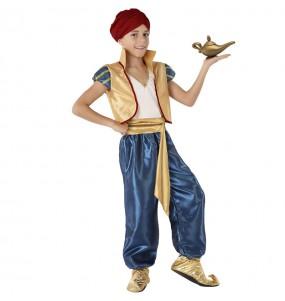 Costume da Aladdin del deserto per bambino