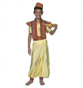 Travestimento Aladdin bambino che più li piace