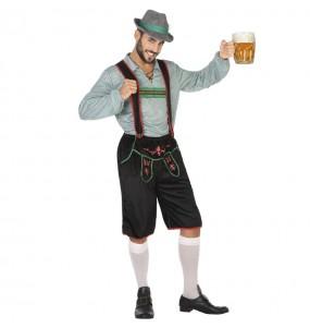 Costume da Tedesco festa della birra per uomo