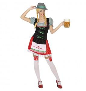 Costume da Tedesca festa della birra per donna