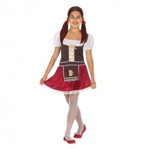 Travestimento Tedesca Oktoberfest bambina che più li piace