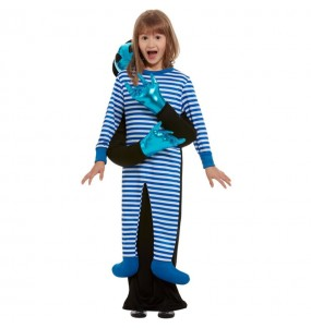 Costume da Alieno Rapitore per bambino