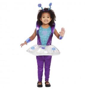 Costume da Alieno dello spazio per neonato