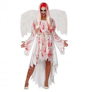 Costume da Angelo sanguinante per donna