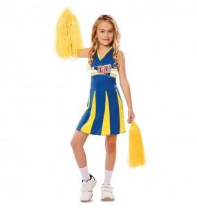 Travestimento Cheerleader americana bambina che più li piace