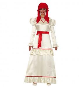 Costume da Annabelle per donna