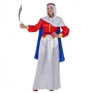 Travestimento Araba Beduina donna per divertirsi e fare festa