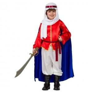 Travestimento Arabo Beduino bambino che più li piace