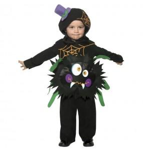 Costume da Ragno divertente per neonato