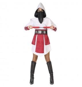 Costume da Assassin's Creed Ezio per donna