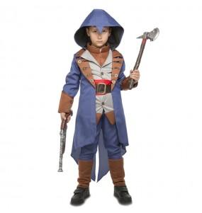 Travestimento Assassin's Creed Syndicate bambino che più li piace